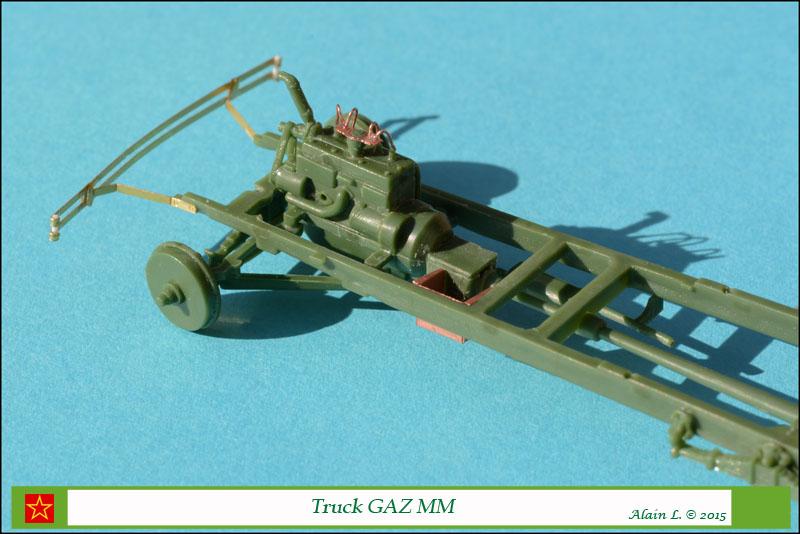 Truck GAZ-MM ÷ UM (Unimodel) ÷ 1/48éme 1507211001155585013460474