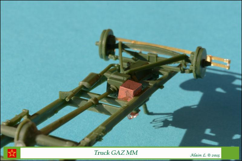 Truck GAZ-MM ÷ UM (Unimodel) ÷ 1/48éme 1507211001205585013460477