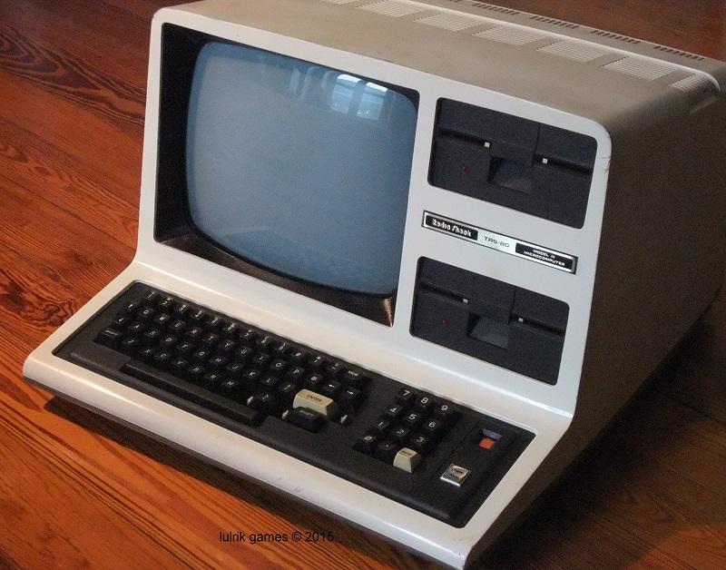 Tandy TR-80lecteurs de disquettes