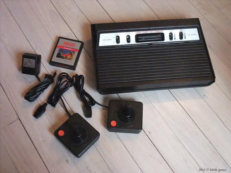 Atari 2600 128games 1