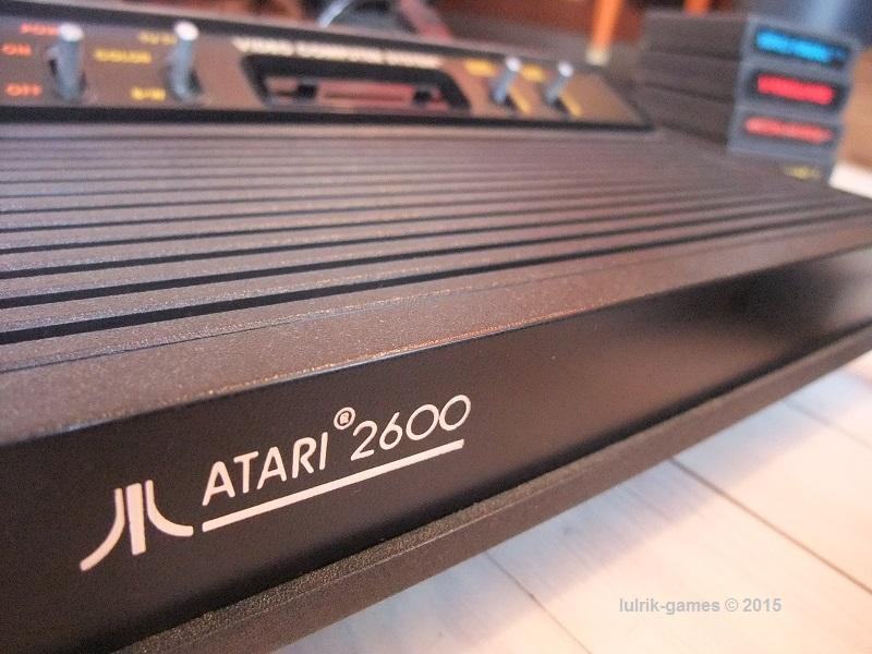 Atari 2600 cuir