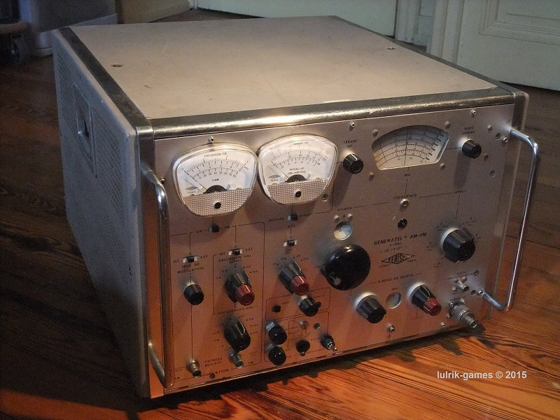 Le Generateur AM-FM Ferisol