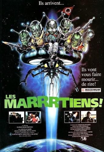 LA BANDE-ANNONCE : LES MARRRTIENS (1990) dans CINÉMA 15072810124415263613474288