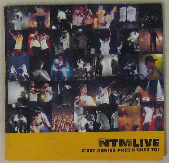 SUPREME NTM - C'est arrivé près de chez toi - CD single