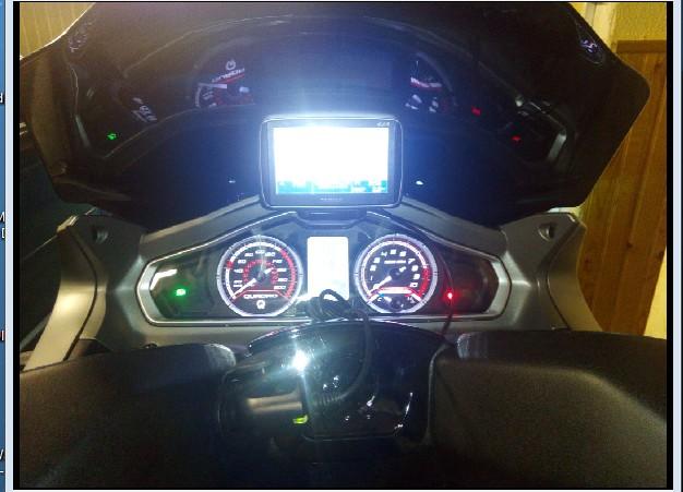 Fixation GPS et branchement pour quadro 1508030431256010313484333
