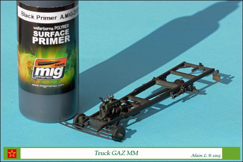 Truck GAZ MM ÷ UM ÷ 1/48 1508030737575585013484926