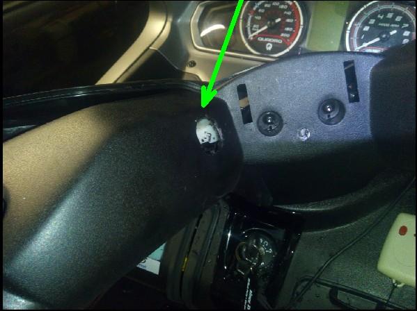 Fixation GPS et branchement pour quadro 1508030942476010313485624