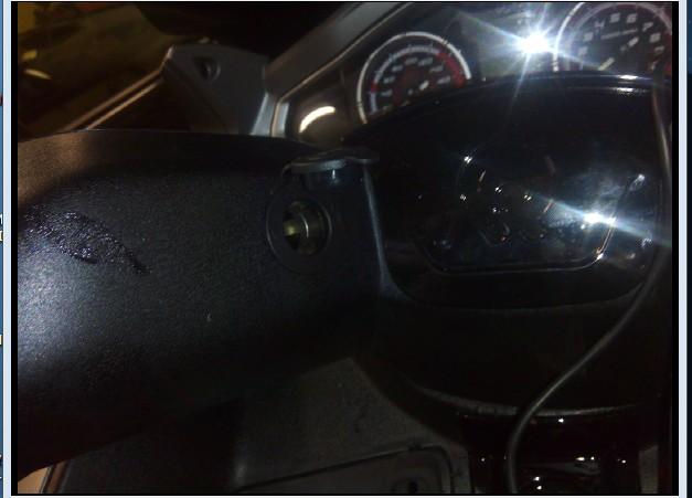 Fixation GPS et branchement pour quadro 1508030942496010313485625