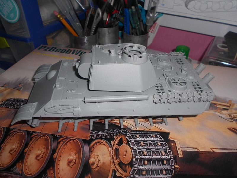 PzBeobWg V Ausf G - Dragon 1/35 15080408470717757013487494