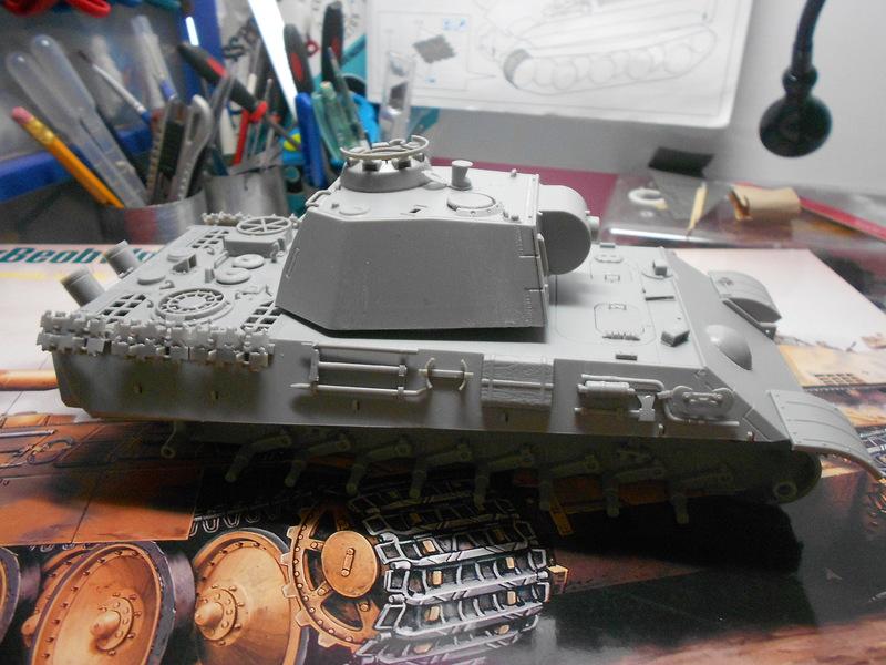 PzBeobWg V Ausf G - Dragon 1/35 15080408492617757013487496