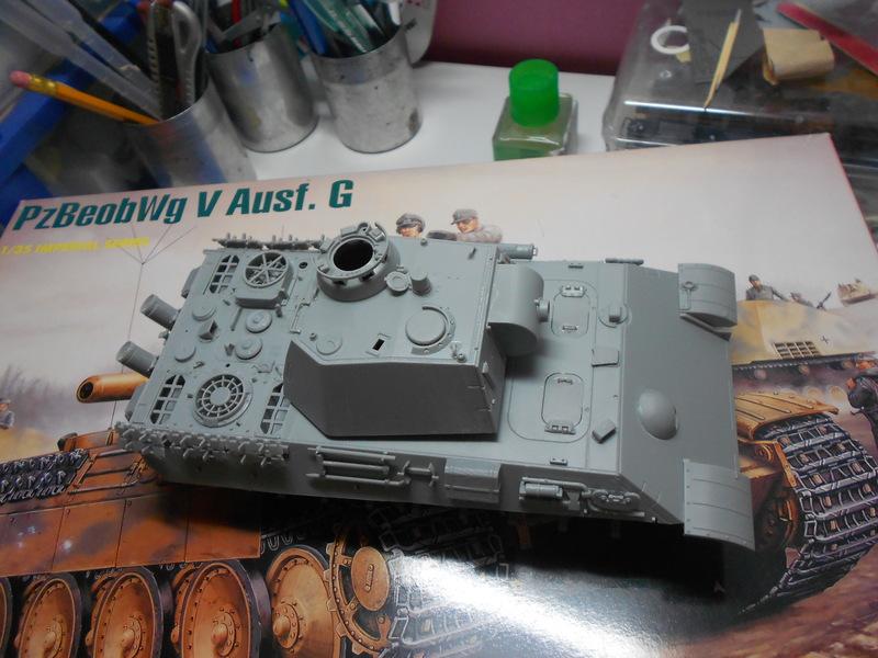 PzBeobWg V Ausf G - Dragon 1/35 15080408504217757013487497