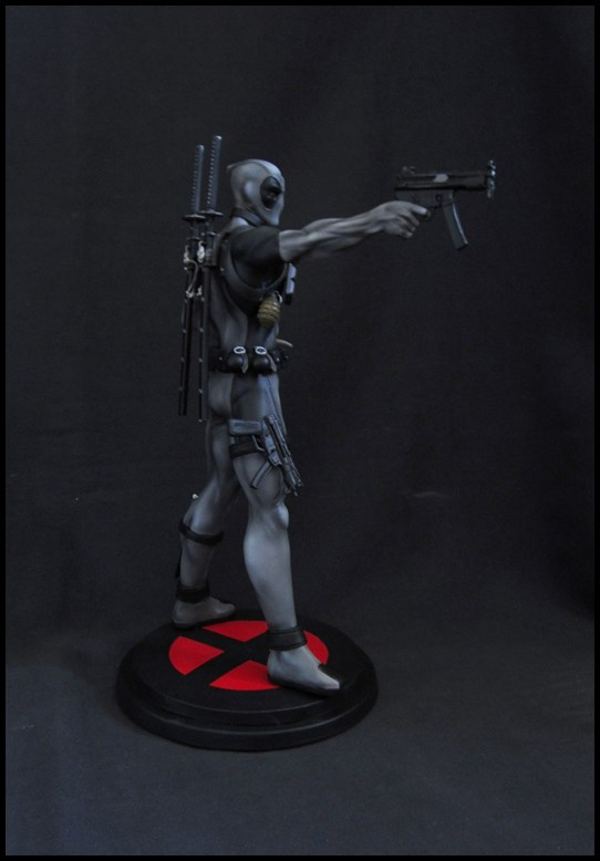 Deadpool X-force custom 15081411424616083613507650
