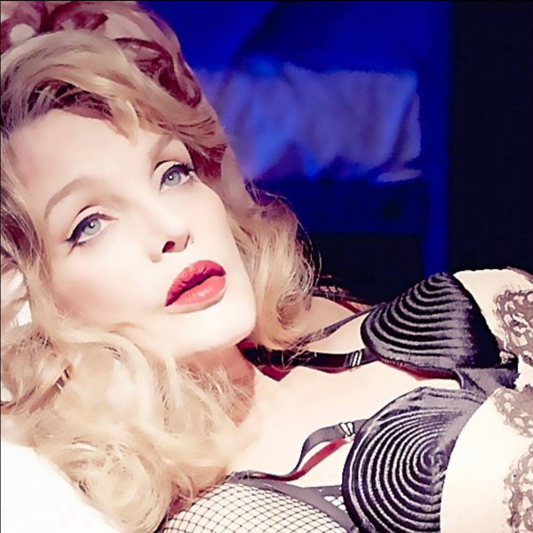 """ARIELLE DOMBASLE & THE HILLBILLY MOON EXPLOSION, """"Crazy Beats and Murder Ballads!"""" (2015) 15081612060317899513511848"""