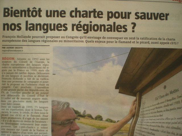 Officiële erkenning van de regionale talen in Frankrijk - Pagina 5 15081706301214196113515397