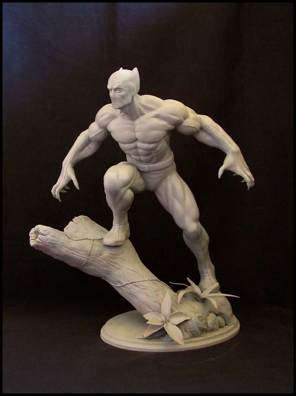 Black panther classic 1/4  15082106410616083613523704