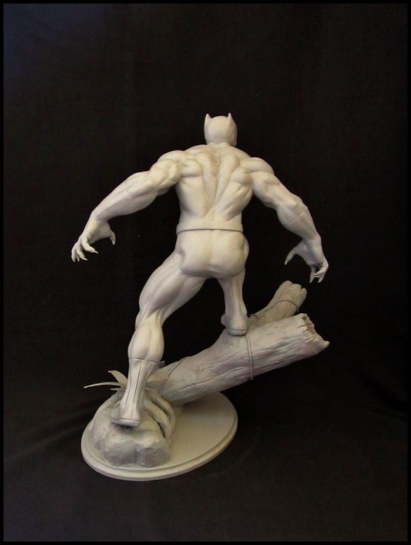 Black panther classic 1/4  15082106410916083613523706