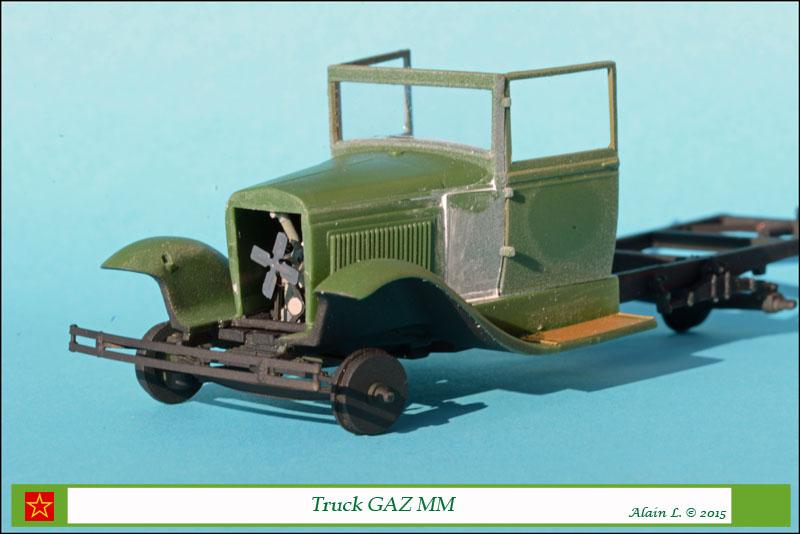 Truck GAZ-MM ÷ UM (Unimodel) ÷ 1/48éme 1508210944515585013524009
