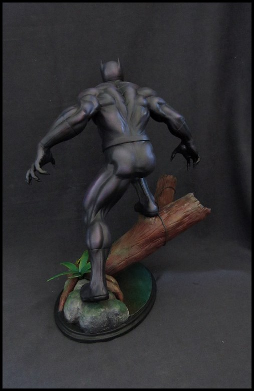Black panther classic 1/4  15082311464016083613526617