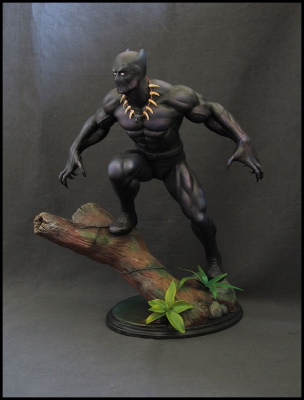 Black panther classic 1/4  15082311465316083613526619