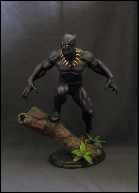 Black panther classic 1/4  15082311465916083613526620