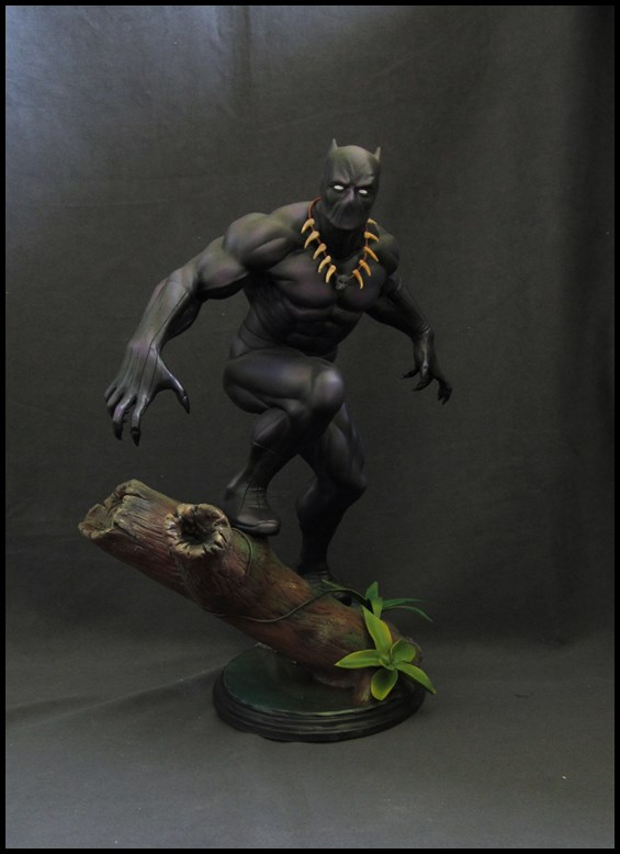 Black panther classic 1/4  15082311470616083613526622