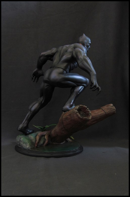 Black panther classic 1/4  15082311470816083613526623