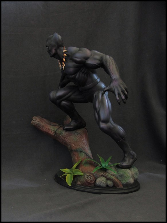 Black panther classic 1/4  15082311471216083613526625
