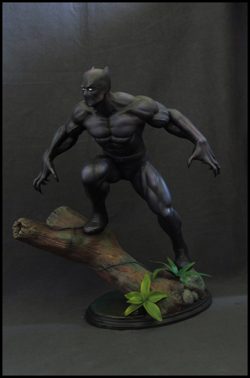 Black panther classic 1/4  15082311471516083613526626