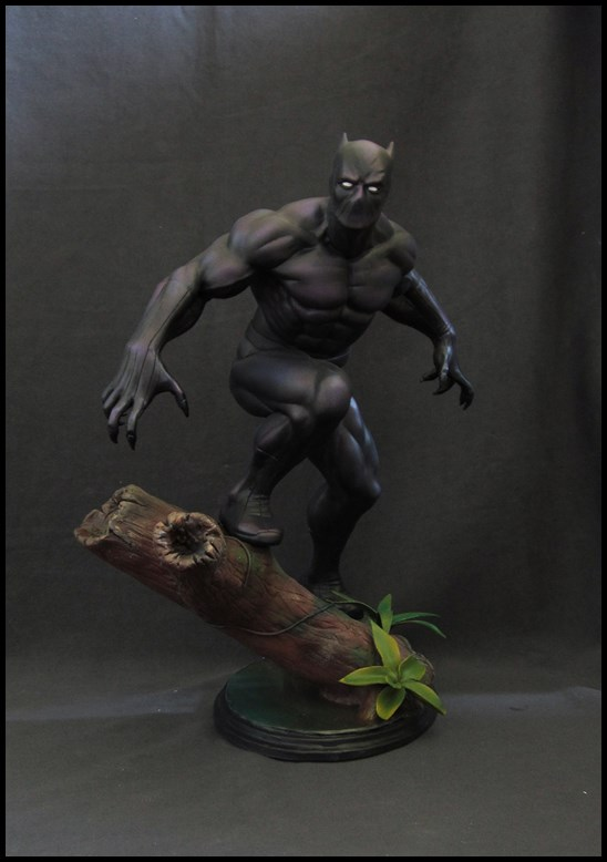 Black panther classic 1/4  15082311471616083613526627
