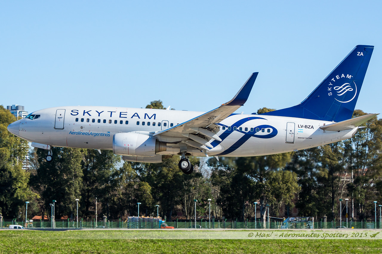 [24/08/2015] Aeropuerto Buenos Aires-Jorge Newbery (AEP/SABE) 15082503003820291013531400