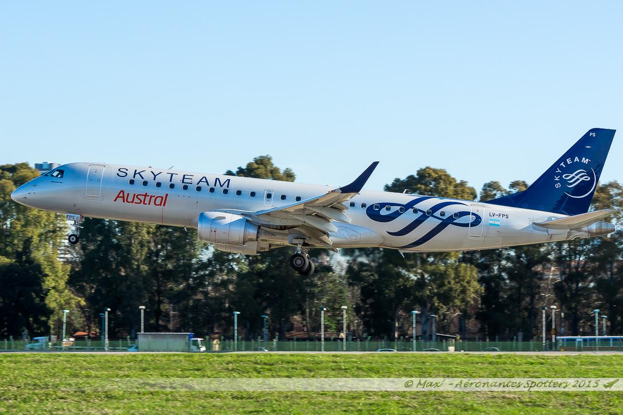[24/08/2015] Aeropuerto Buenos Aires-Jorge Newbery (AEP/SABE) 15082503004120291013531403