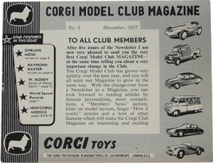 Corgi Club Magazine 6