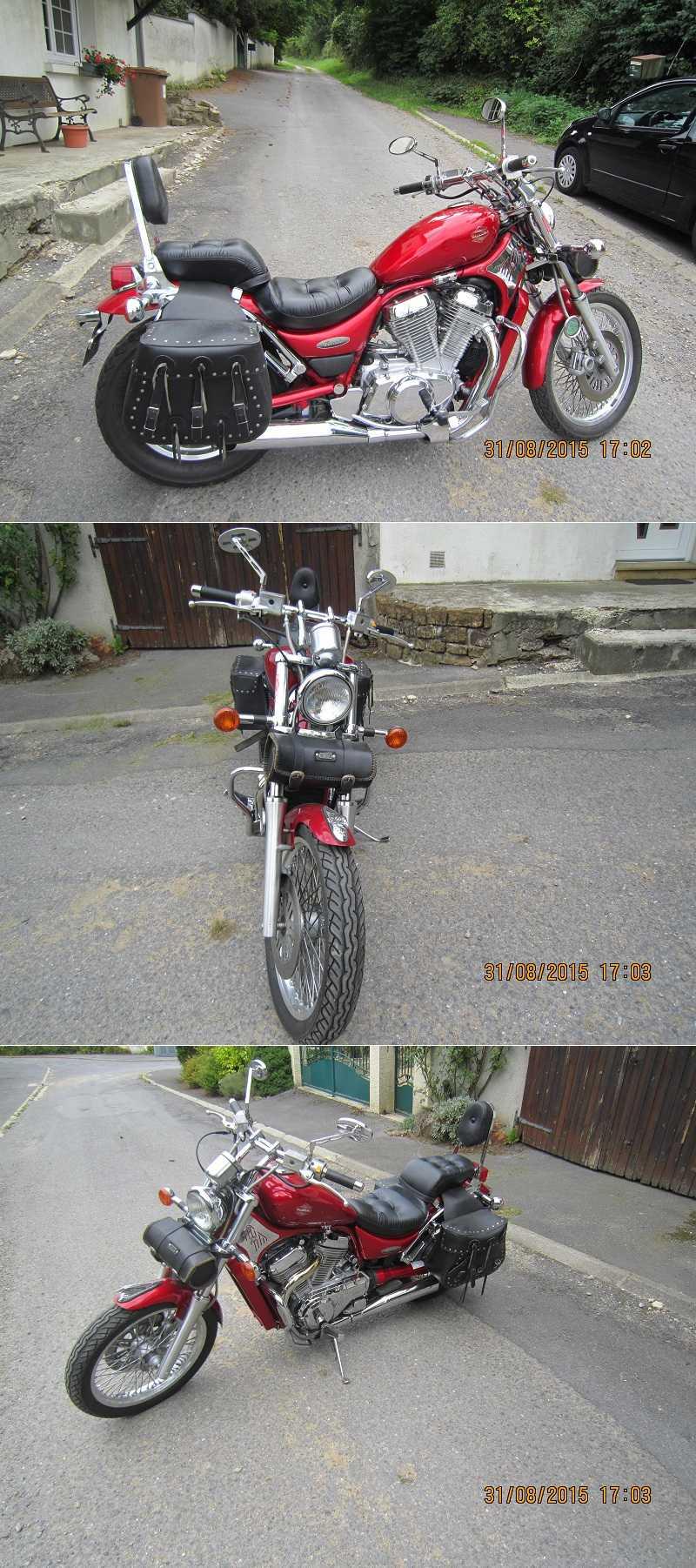 VS 800 GL rouge (08000) 15090503263920259513557600