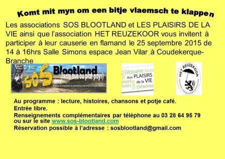 SOS Blootland 15090611362114196113559764