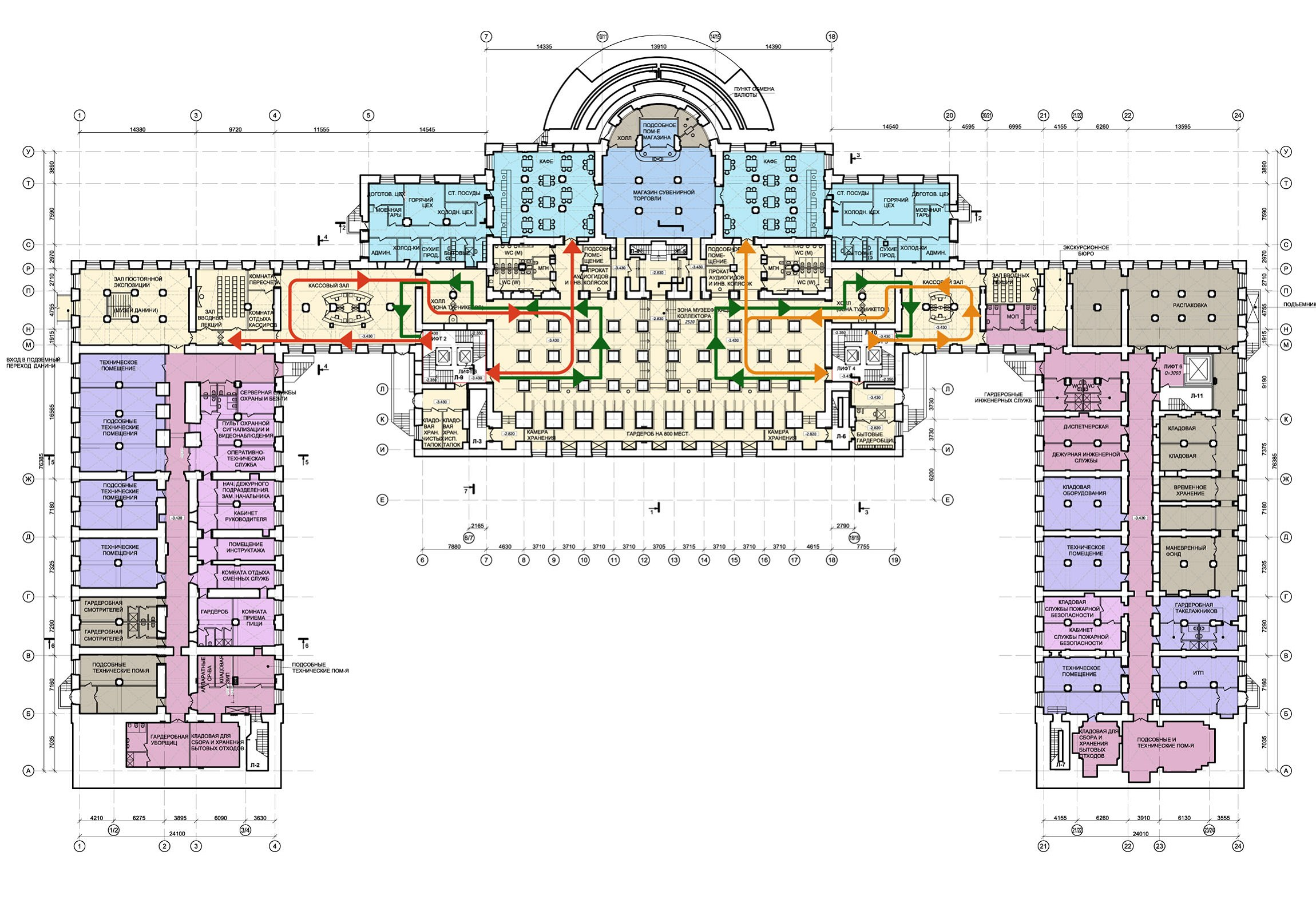 Floorplans of the alexander palace for Palace plan
