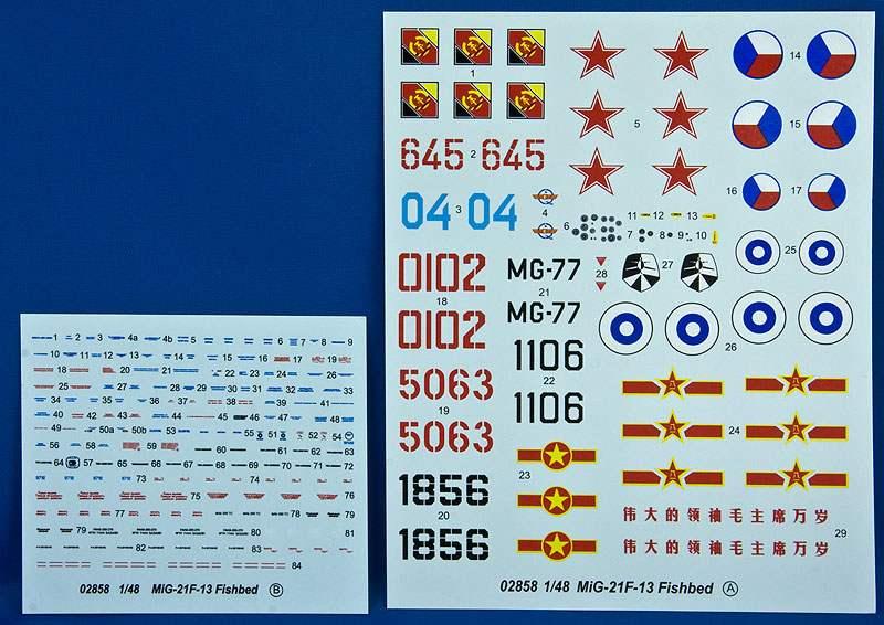 MiG-21 F-13 (Trumpeter 1/48) 15091006051510194413572451