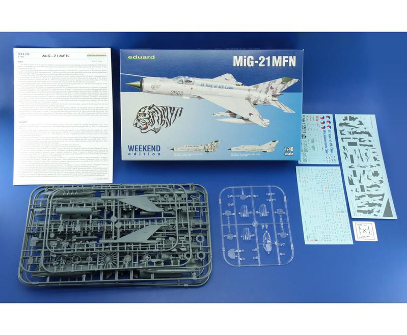 MiG-21 MFN (Eduard 1/48) 15091006064910194413572463
