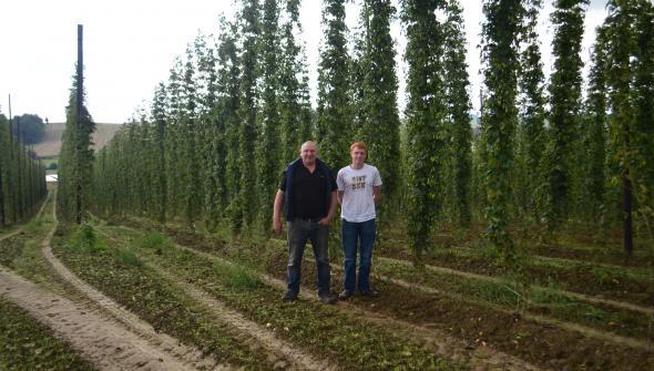 hopvelden, brouwerijen en bieren van Frans-Vlaanderen - Pagina 4 15091011543814196113571536
