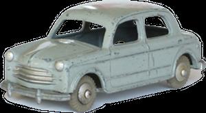 Fiat 1100 Nuova Mercury
