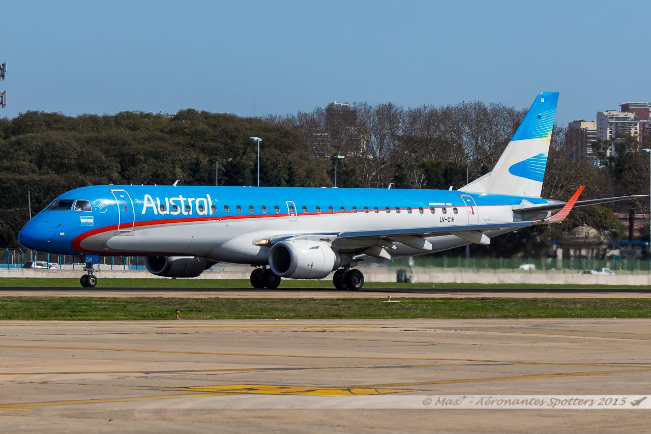 [24/08/2015] Aeropuerto Buenos Aires-Jorge Newbery (AEP/SABE) 15091604305620291013586332