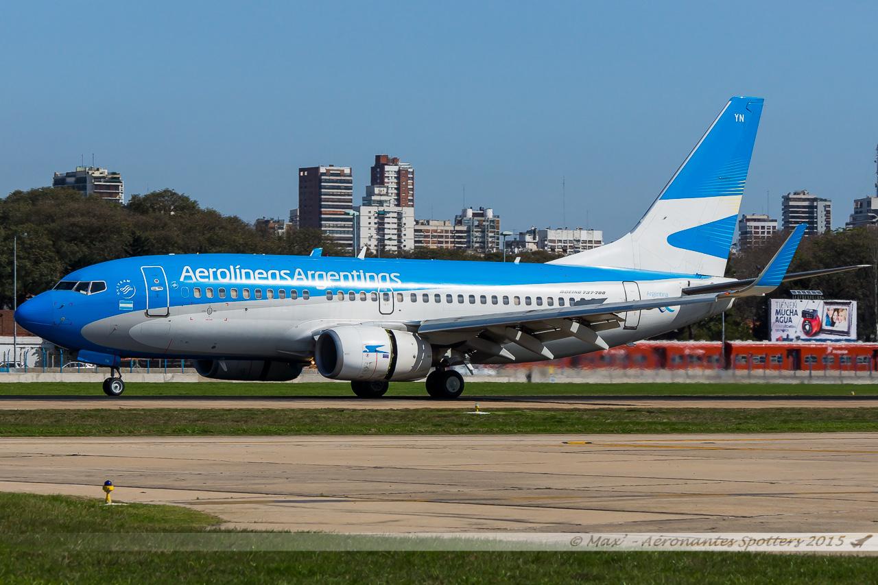 [24/08/2015] Aeropuerto Buenos Aires-Jorge Newbery (AEP/SABE) 15091604310220291013586334