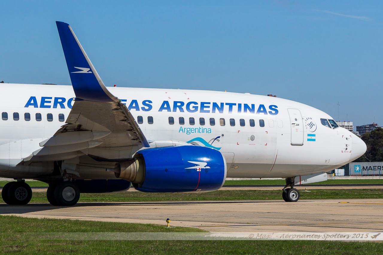 [24/08/2015] Aeropuerto Buenos Aires-Jorge Newbery (AEP/SABE) 15091604310620291013586335