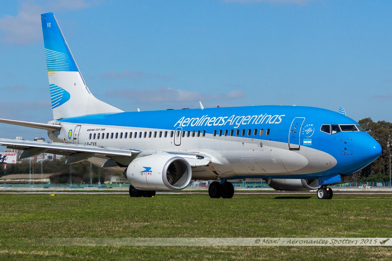 [24/08/2015] Aeropuerto Buenos Aires-Jorge Newbery (AEP/SABE) 15091604311120291013586336