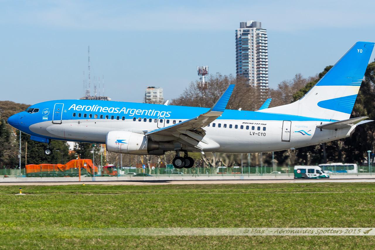 [24/08/2015] Aeropuerto Buenos Aires-Jorge Newbery (AEP/SABE) 15091604311820291013586337