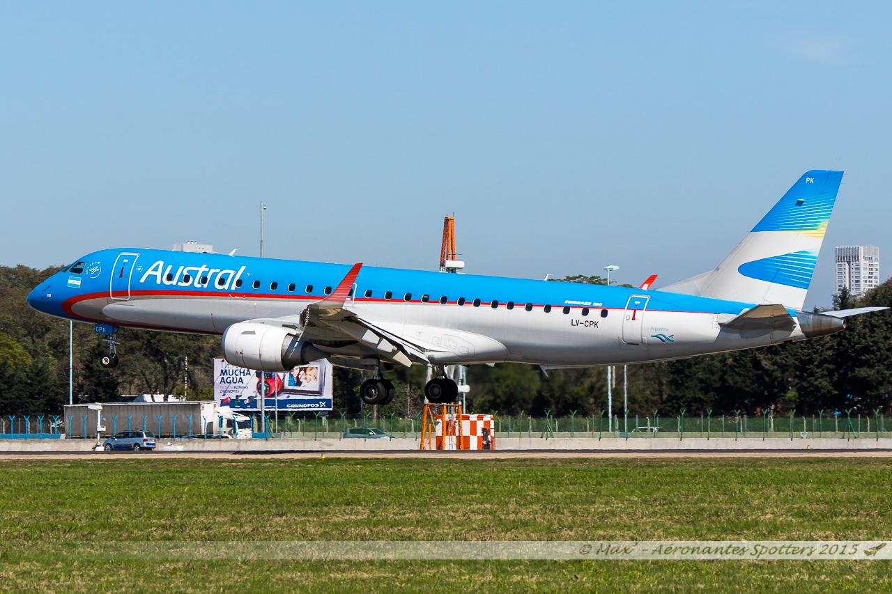 [24/08/2015] Aeropuerto Buenos Aires-Jorge Newbery (AEP/SABE) 15091604313520291013586340