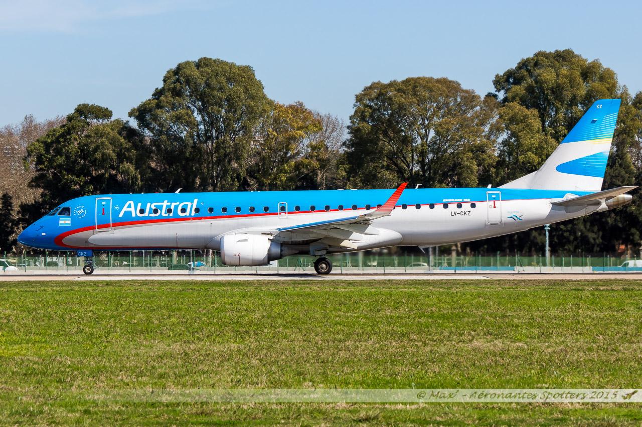 [24/08/2015] Aeropuerto Buenos Aires-Jorge Newbery (AEP/SABE) 15091604314220291013586341