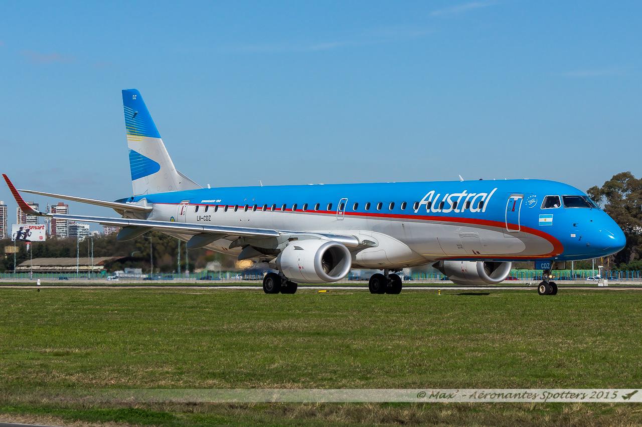 [24/08/2015] Aeropuerto Buenos Aires-Jorge Newbery (AEP/SABE) 15091604314820291013586342