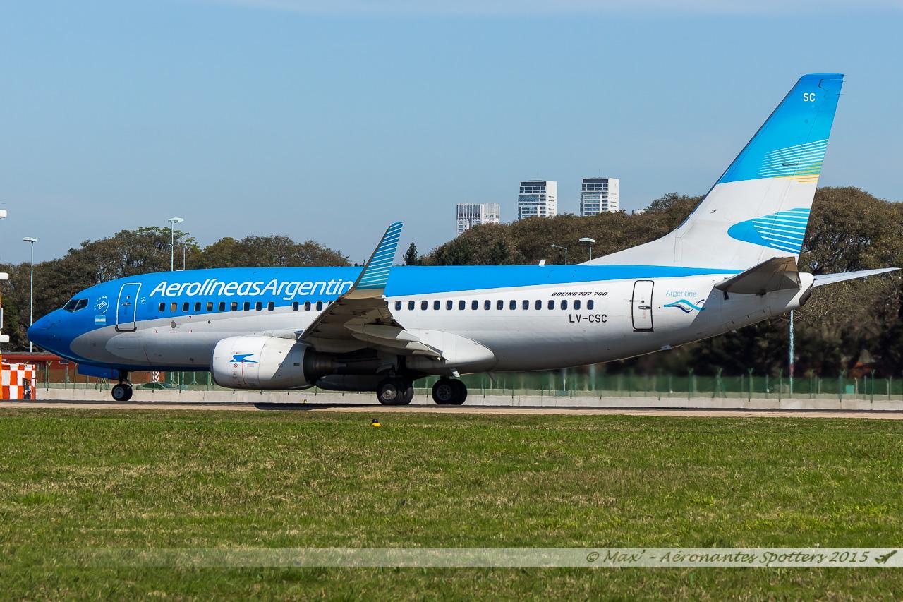 [24/08/2015] Aeropuerto Buenos Aires-Jorge Newbery (AEP/SABE) 15091604315420291013586343