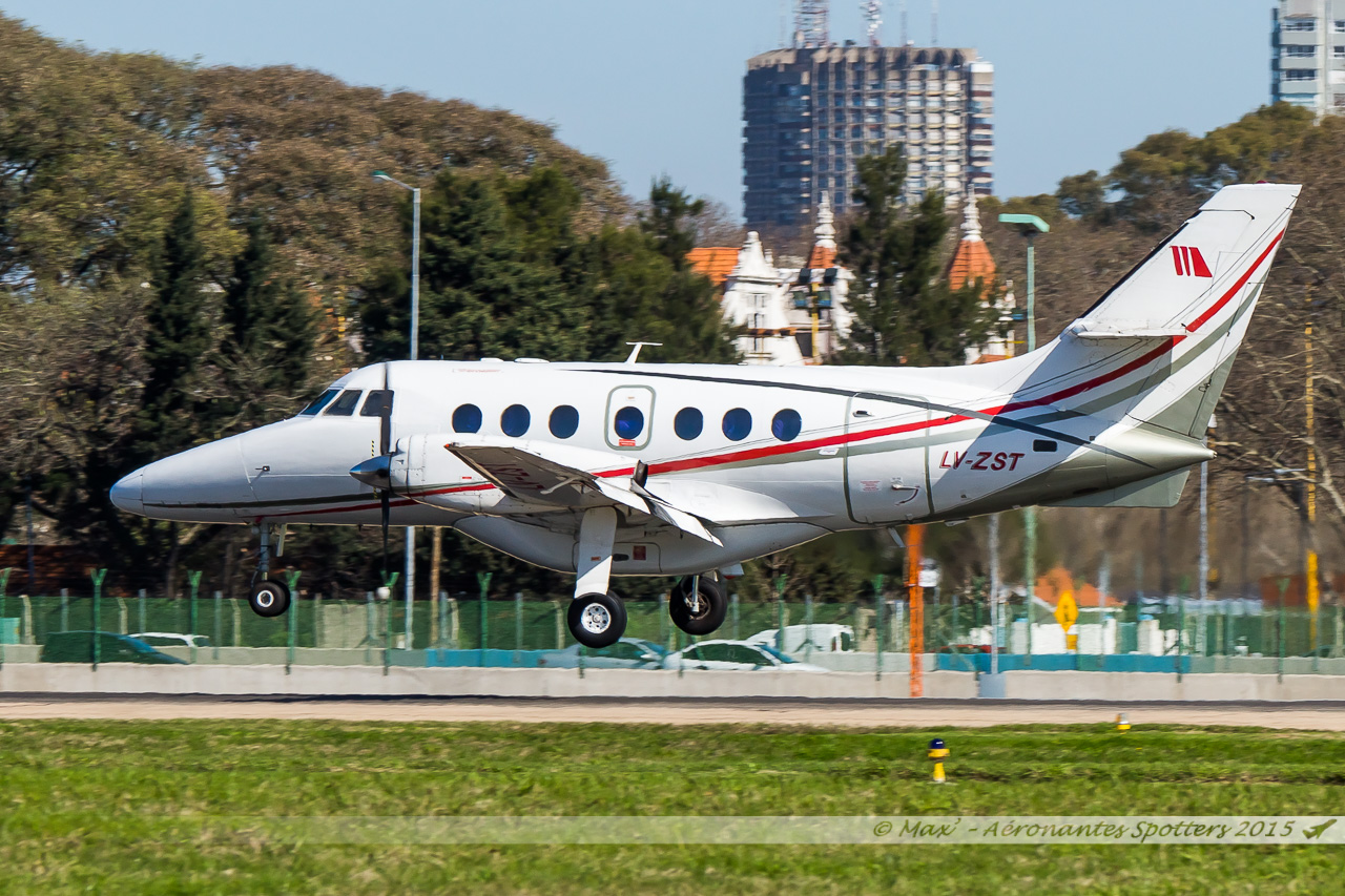 [24/08/2015] Aeropuerto Buenos Aires-Jorge Newbery (AEP/SABE) 15091604320520291013586345