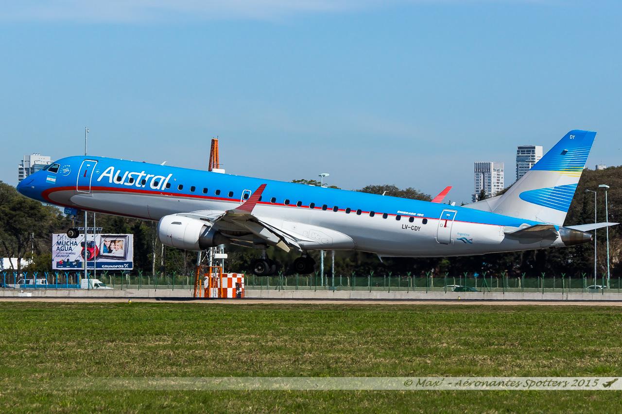 [24/08/2015] Aeropuerto Buenos Aires-Jorge Newbery (AEP/SABE) 15091604381920291013586363